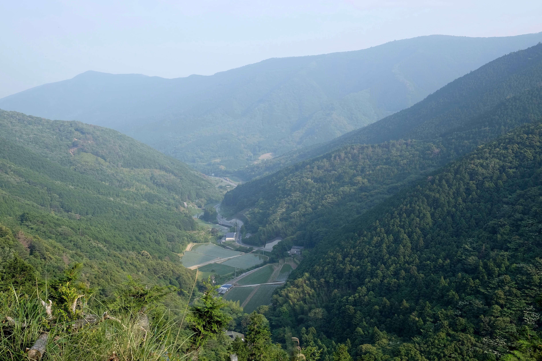 Shōgandō Pass View