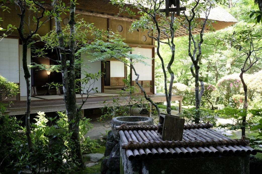 Garyū Sansō garden