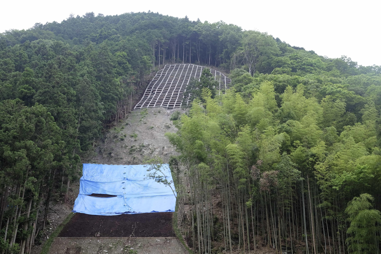 Preventing landslides