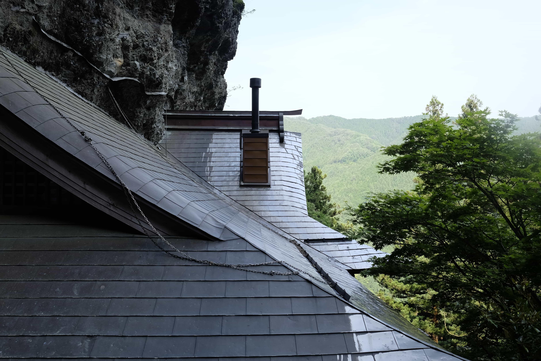 Iwaya-ji Rooftop
