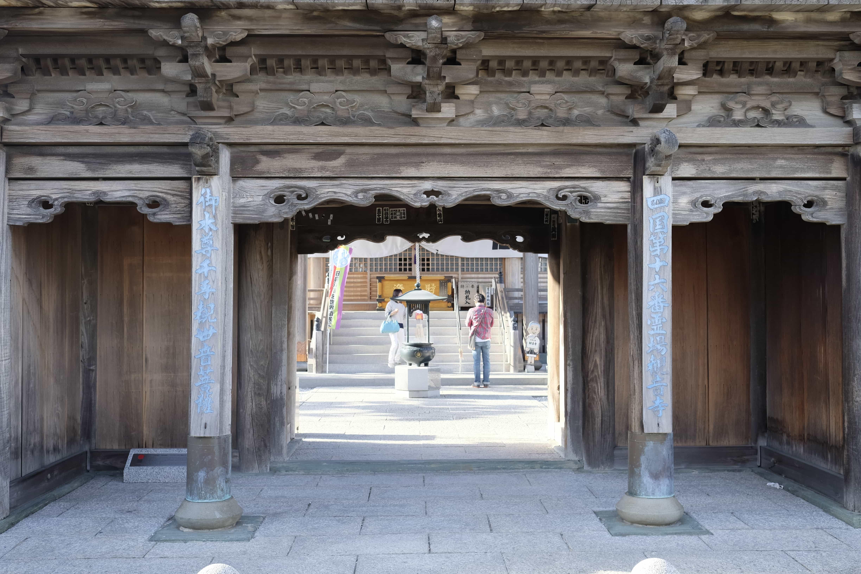 Kannon-ji main gate