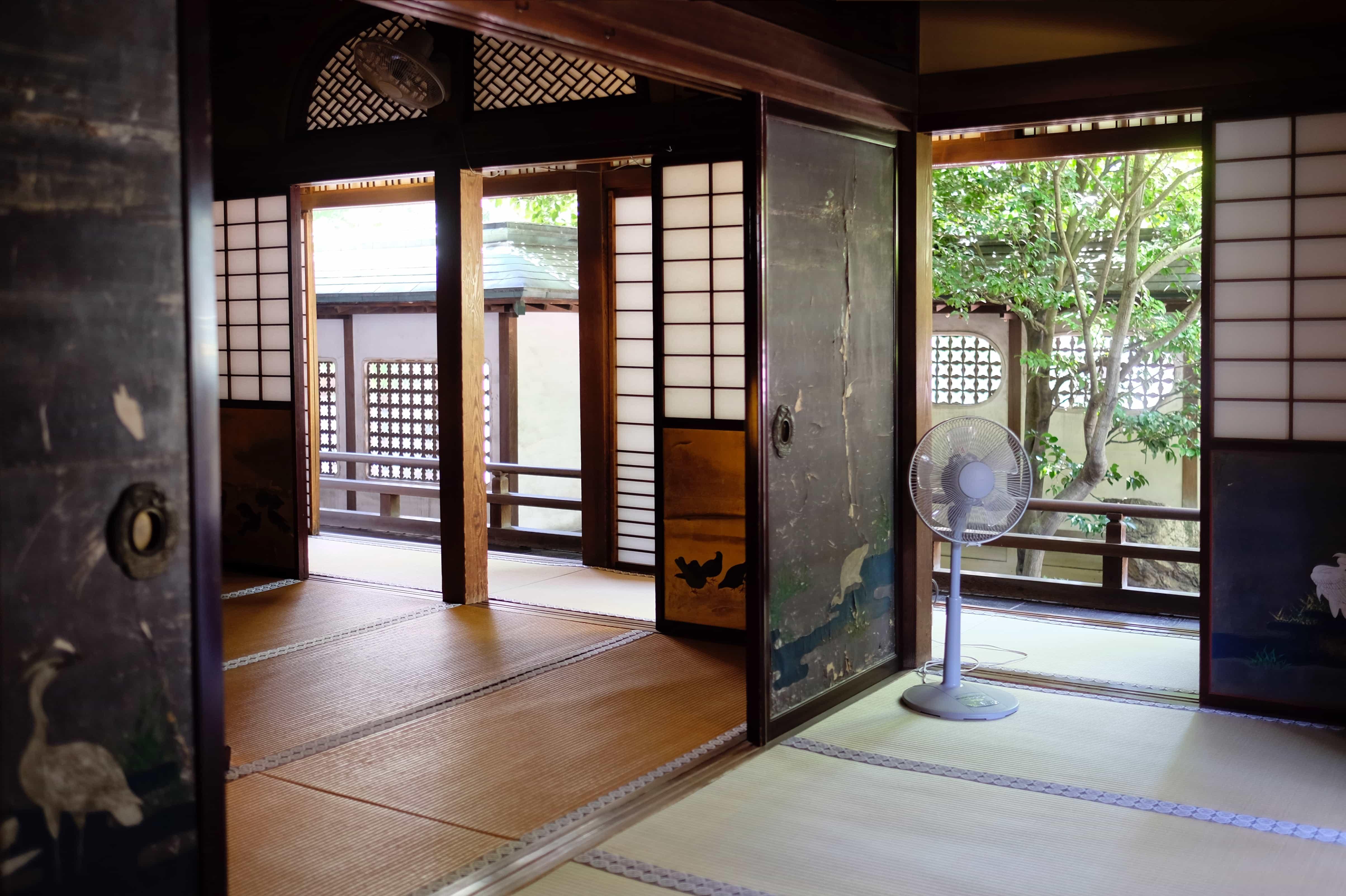 Dōgo Onsen Emperors Rooms