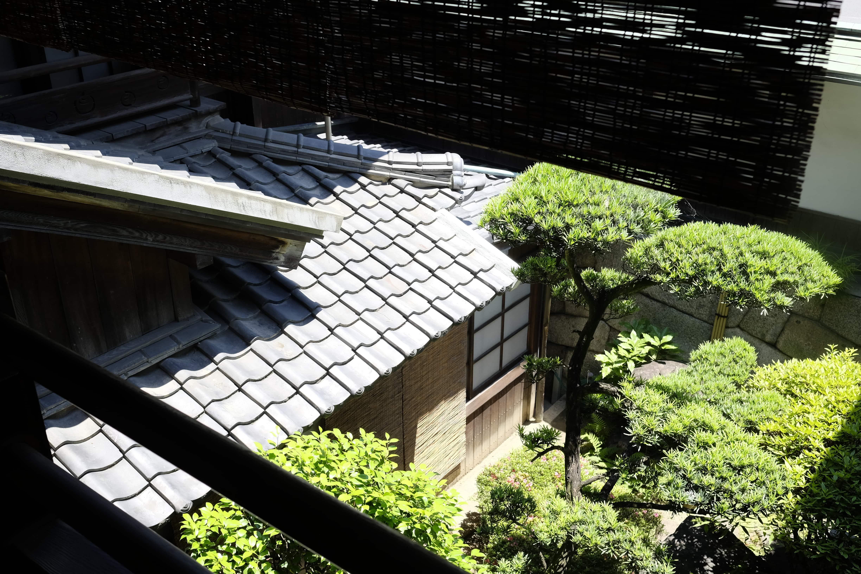 Inside Dōgo Onsen