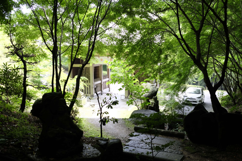 Senyū-ji Gate