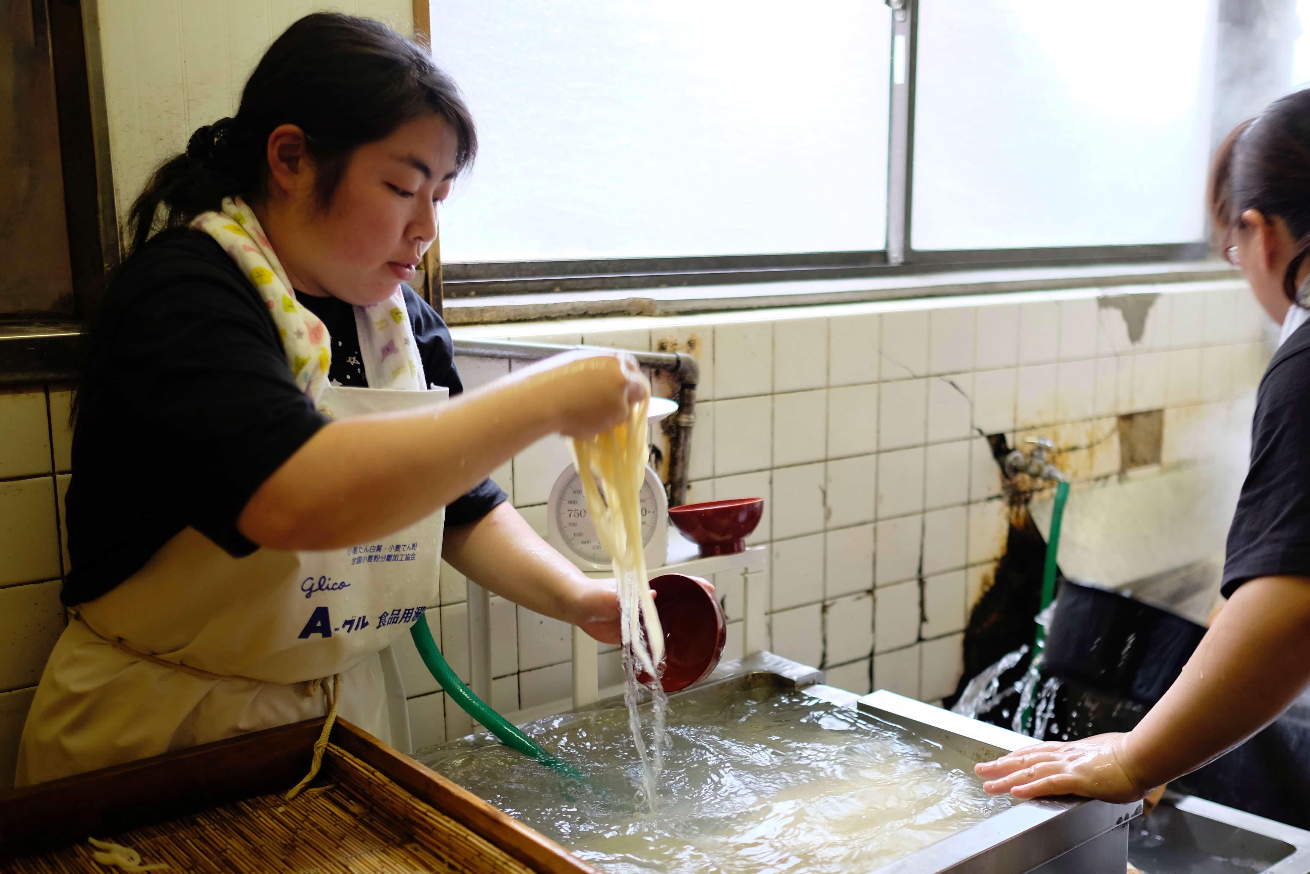 Miyagawa Seimensho Udon