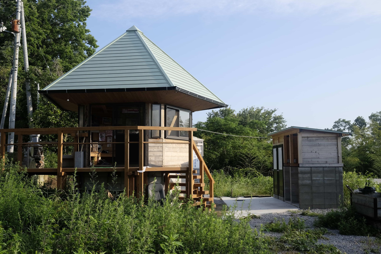 Goshikidai hut