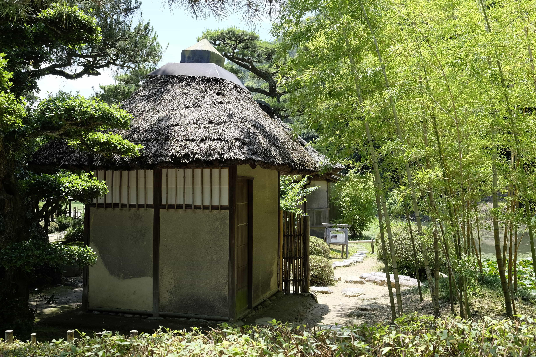 Higurashi-tei Teahouse