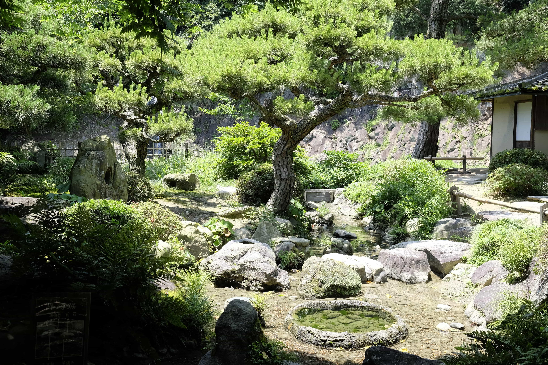 Higurashi-tei Teahouse Garden