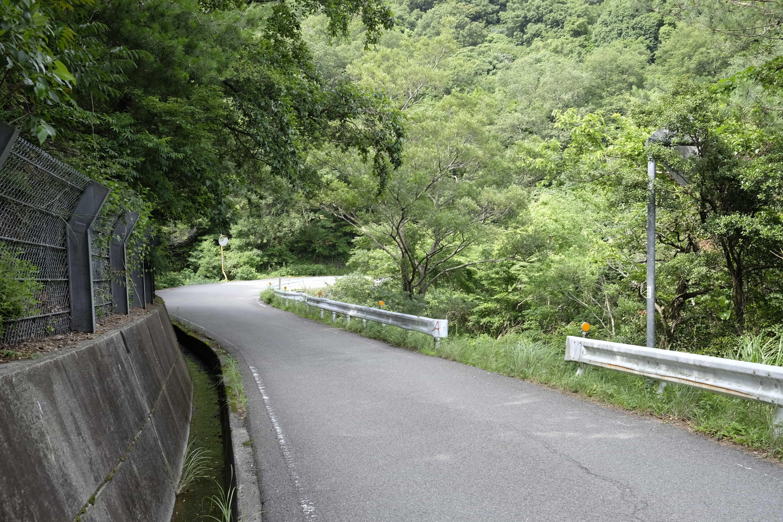 Utatsu-goe Pass