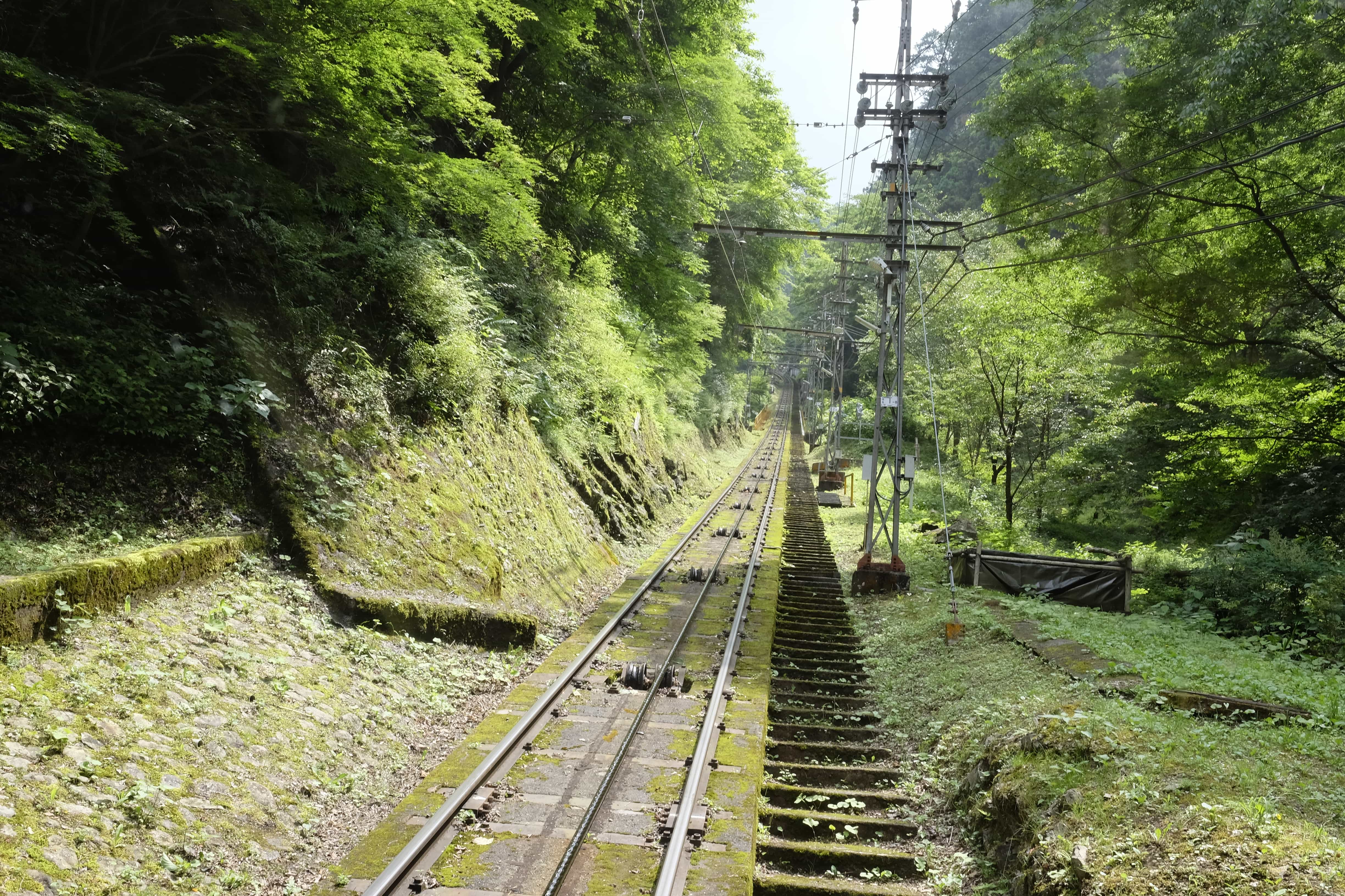 Koya-san cable car