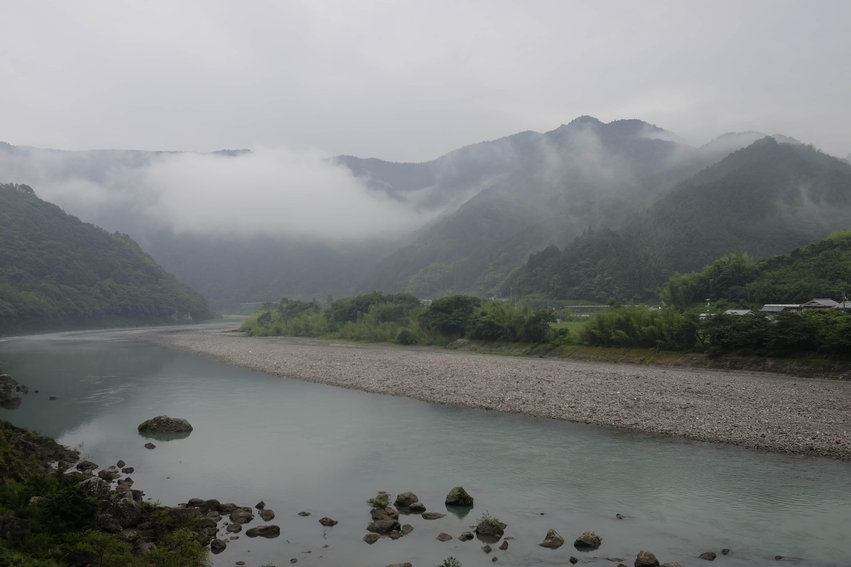 Nana River from Anan