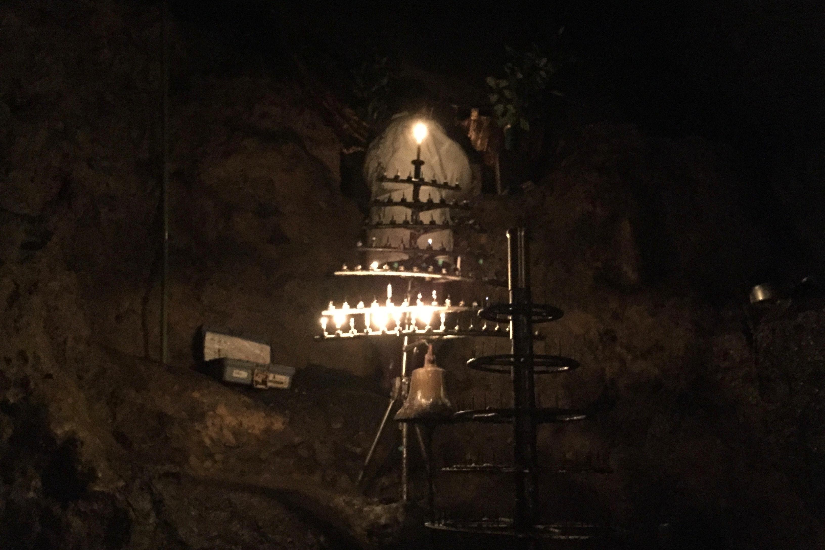 Jigen-ji Cave Ritual