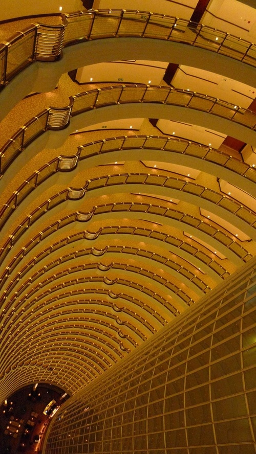 Junmao Tower Atrium