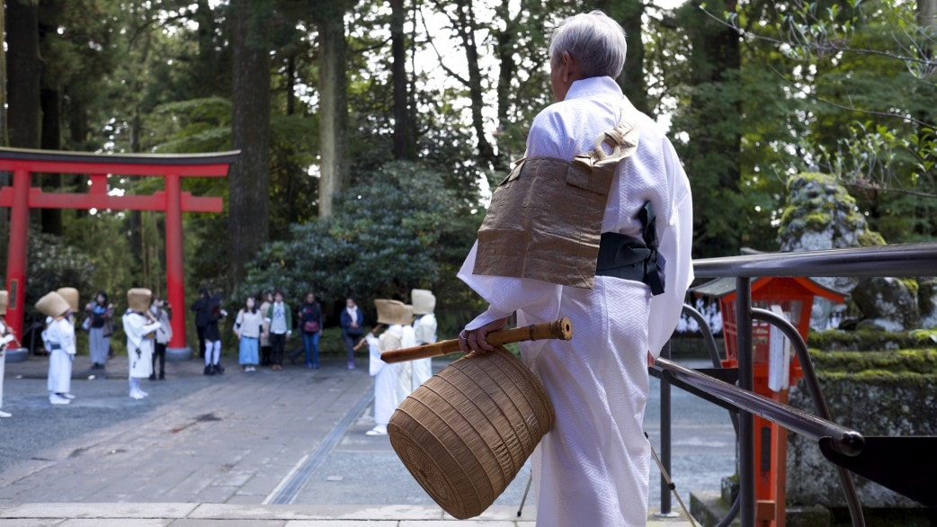 Komusō Monk