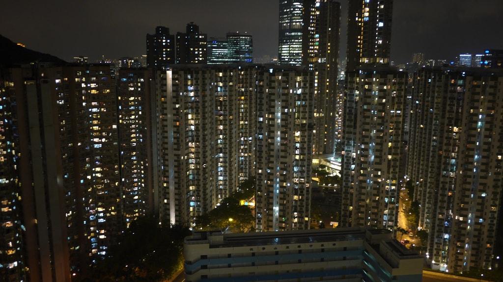 View From Kornhill, Hong Kong