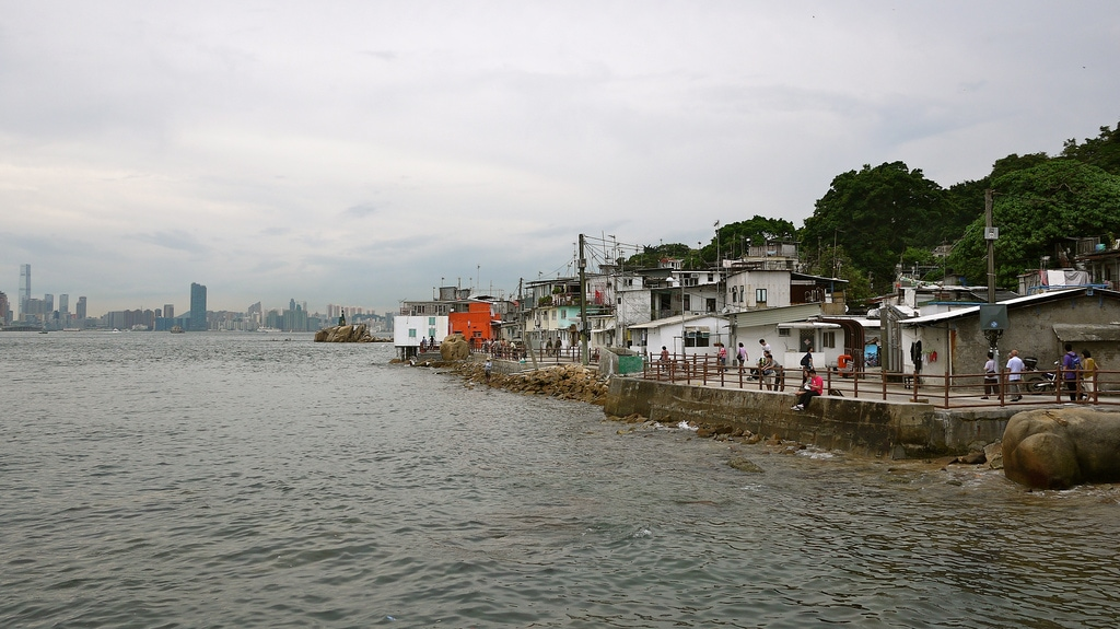Lei Yue Mun Passage & Village
