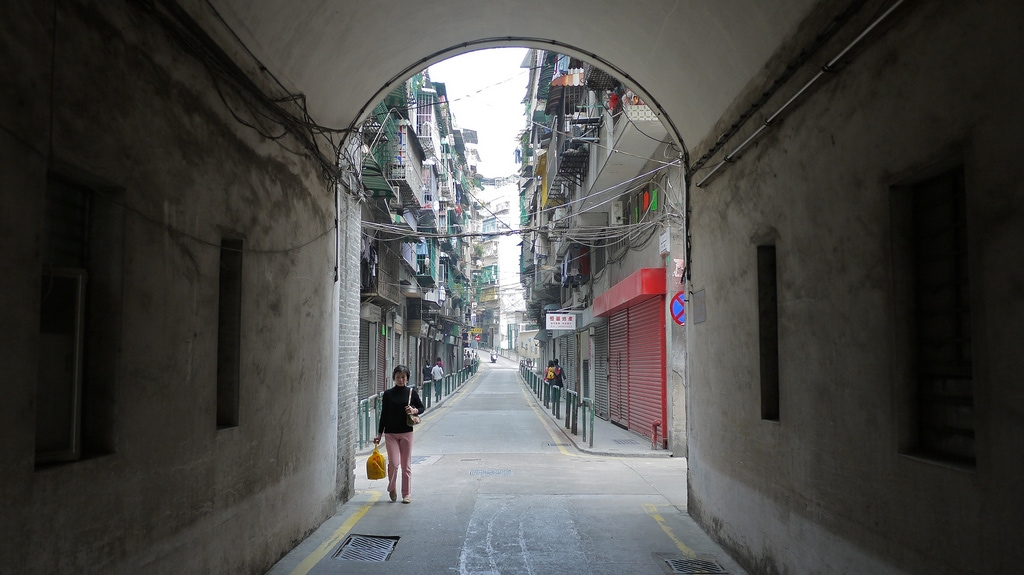 Macau Tunnel