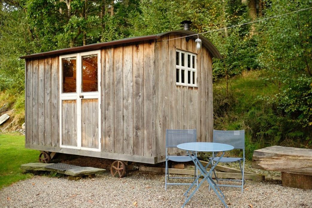 Manesty Shepherd's Hut