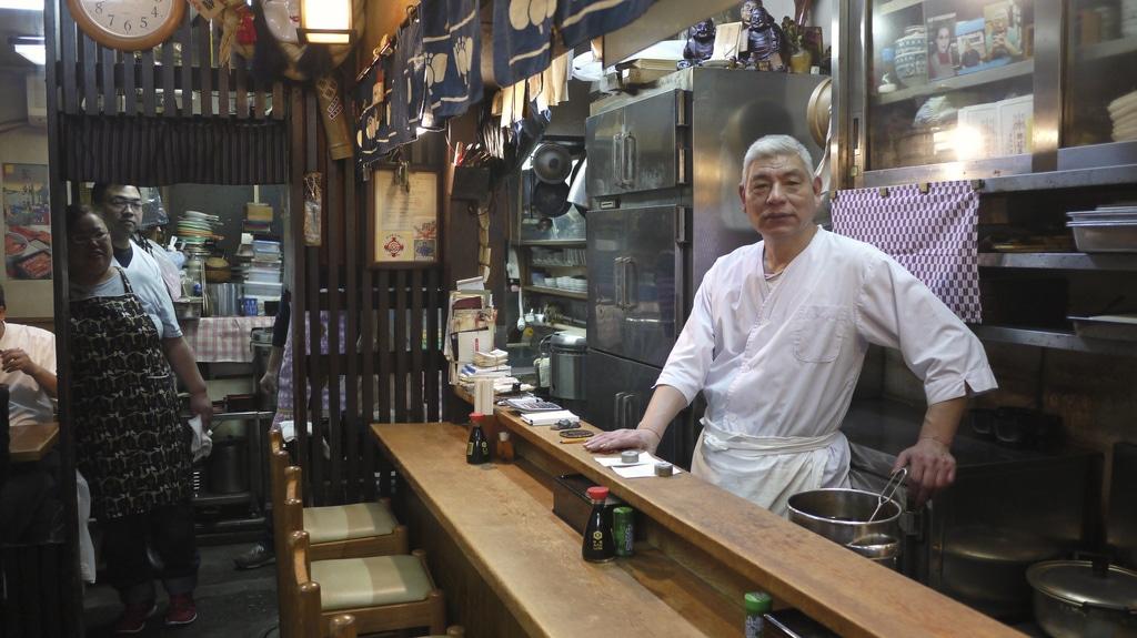 Marushizu Eel Restaurant