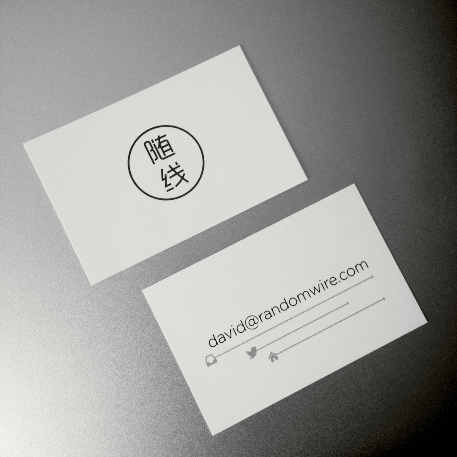 Minimalist Business Card | Unlimitedgamers.co