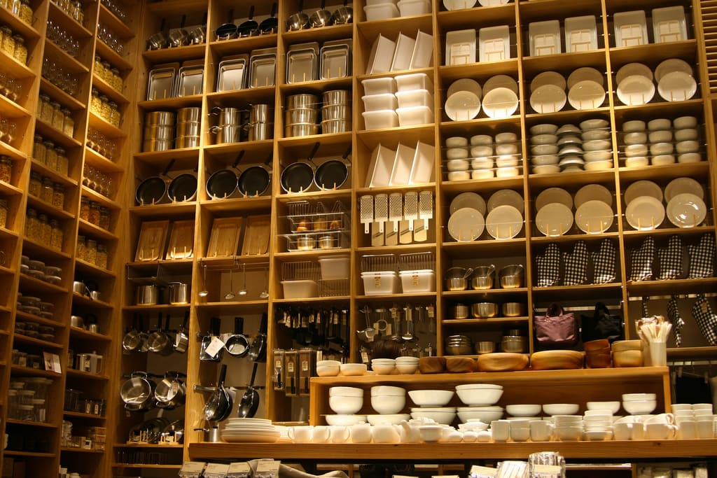 MUJI Design Philosophy and Food in Taiwan