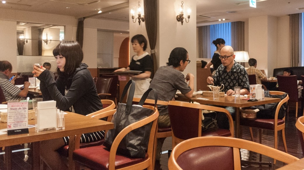 Nakamuraya Cafe
