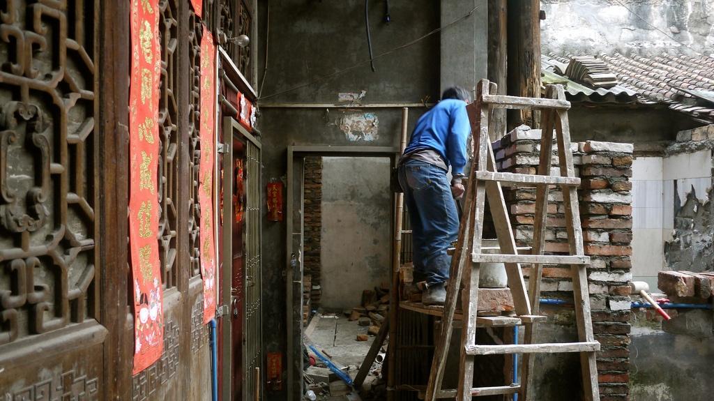 House Restoration Guangzhou