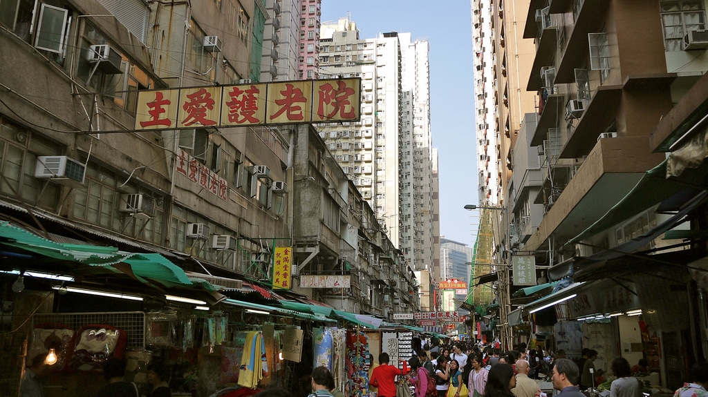 Reflections On Daily Life In Old Hong Kong Mong Kok