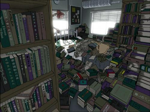 Read or Die - Yomiko Readman