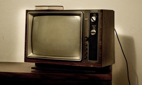 Retro Old TV