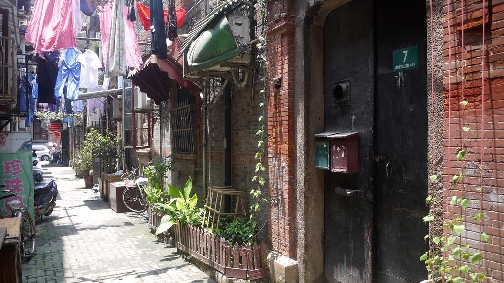 Shanghai Shikumen Residence