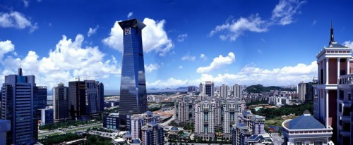 Shenzhen After Construction Boom
