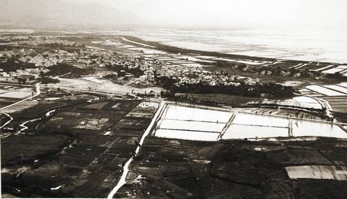 Shenzhen Before Construction Boom