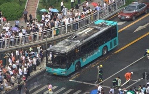 Shenzhen Bus Fire