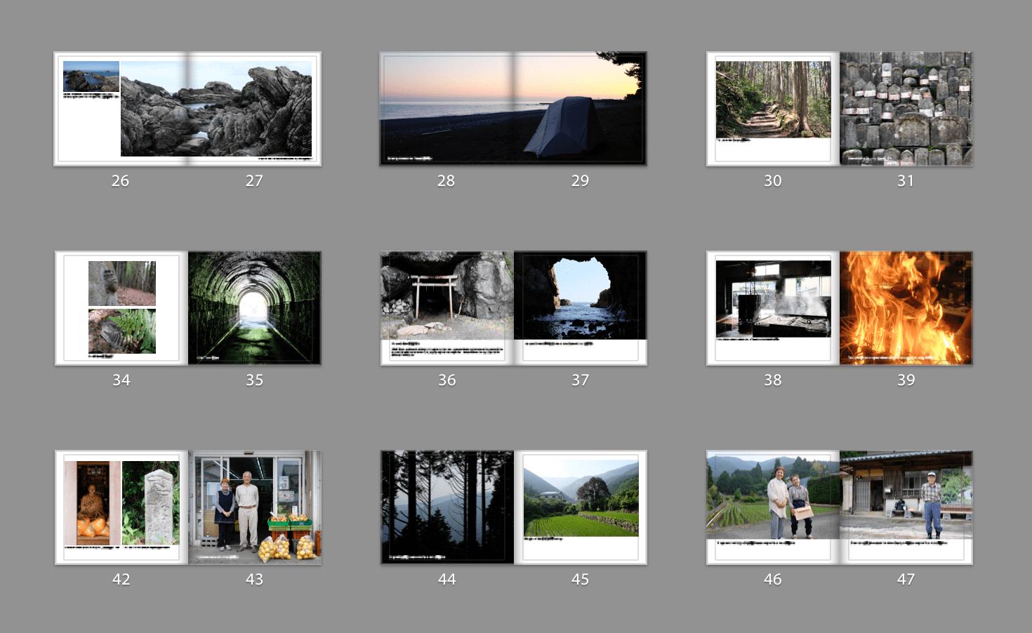 Shikoku Photo Book