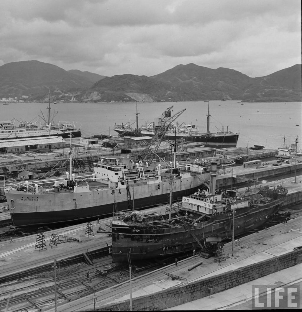 Taikoo Dockyard from LIFE