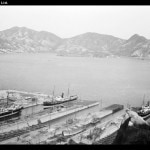 Steamships at Taikoo Dockyard, Hong Kong - 1911