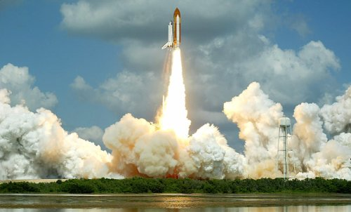 space shuttle columbia take off - photo #10