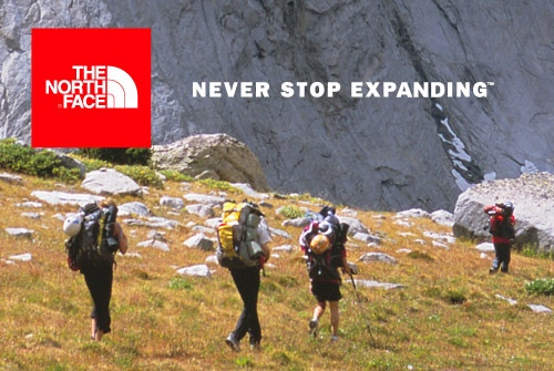 The North Face - Never Stop Expanding