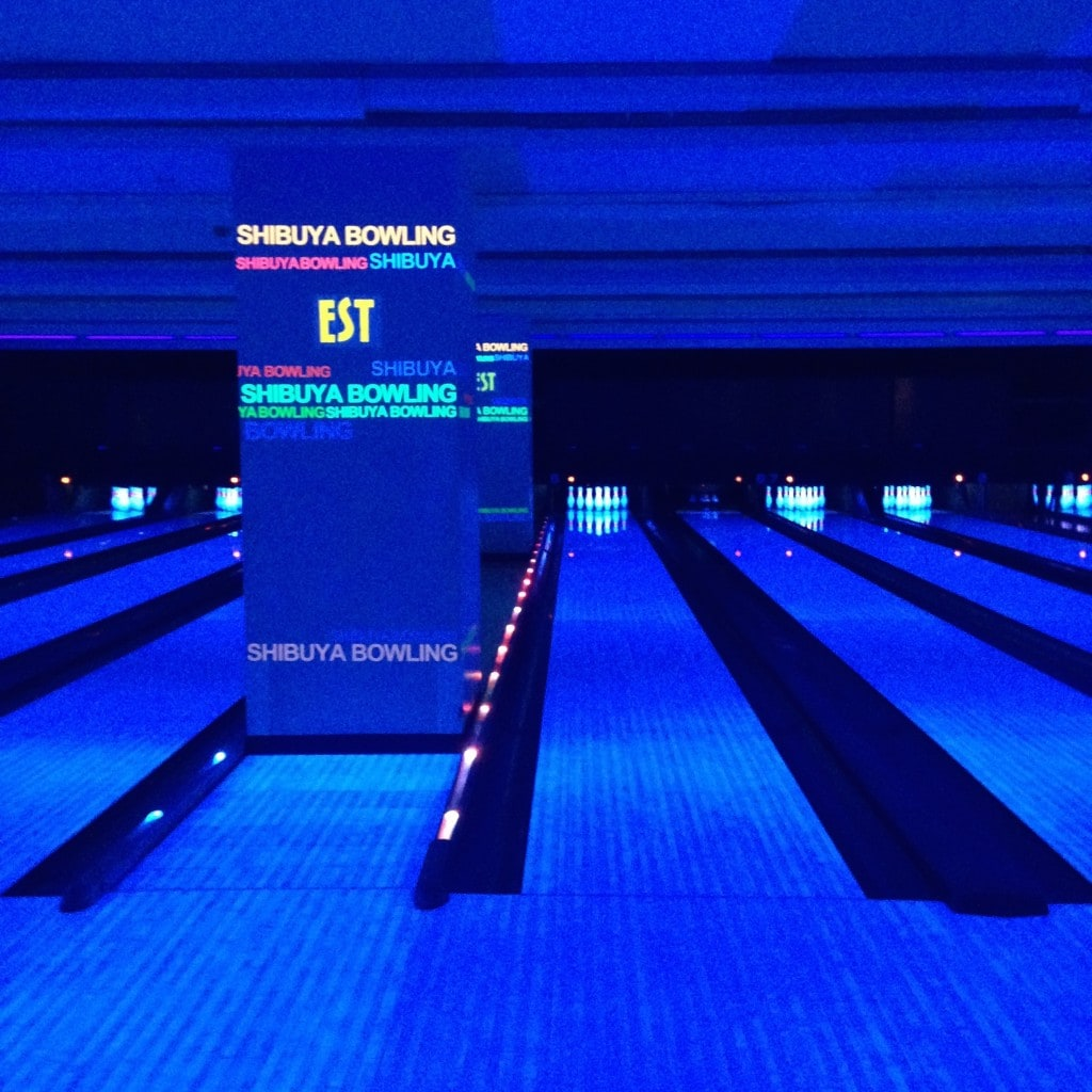 Shibuya EST Bowling