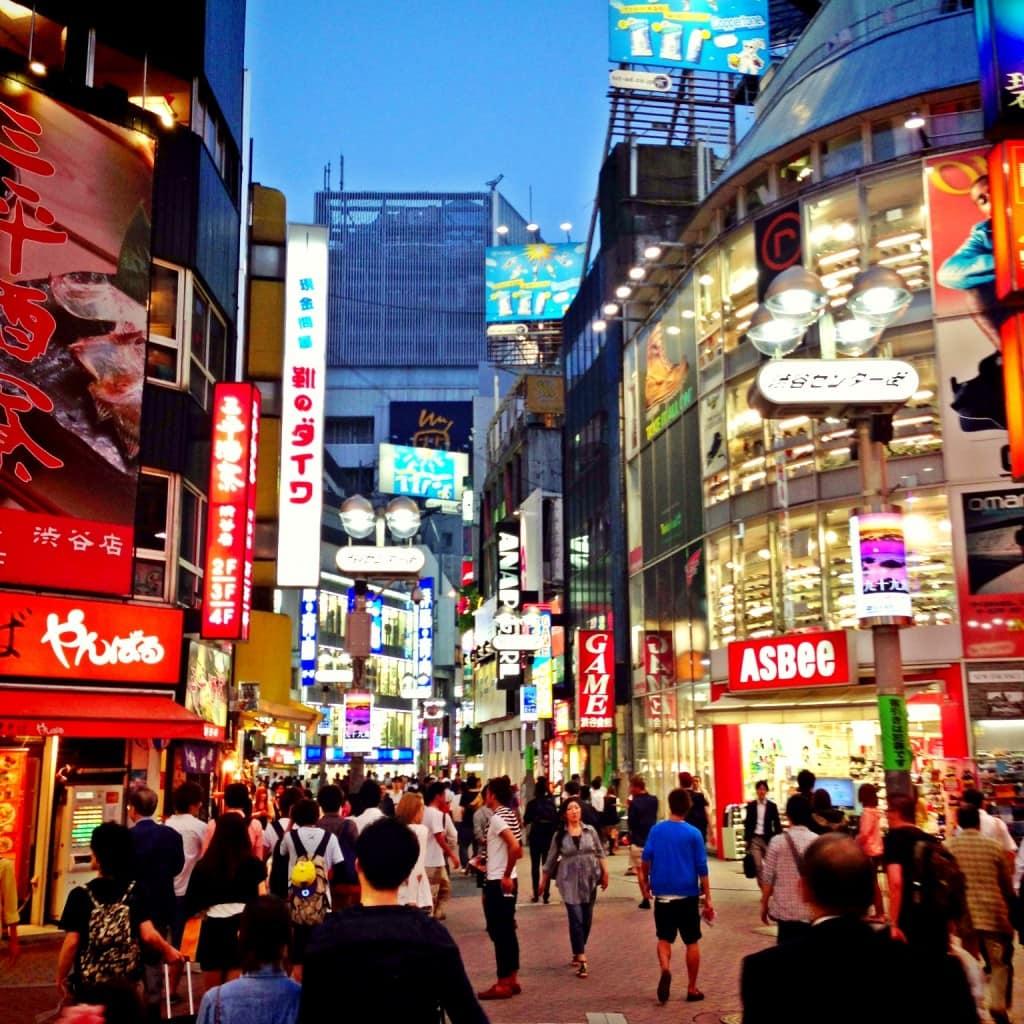 Shibuya Neon