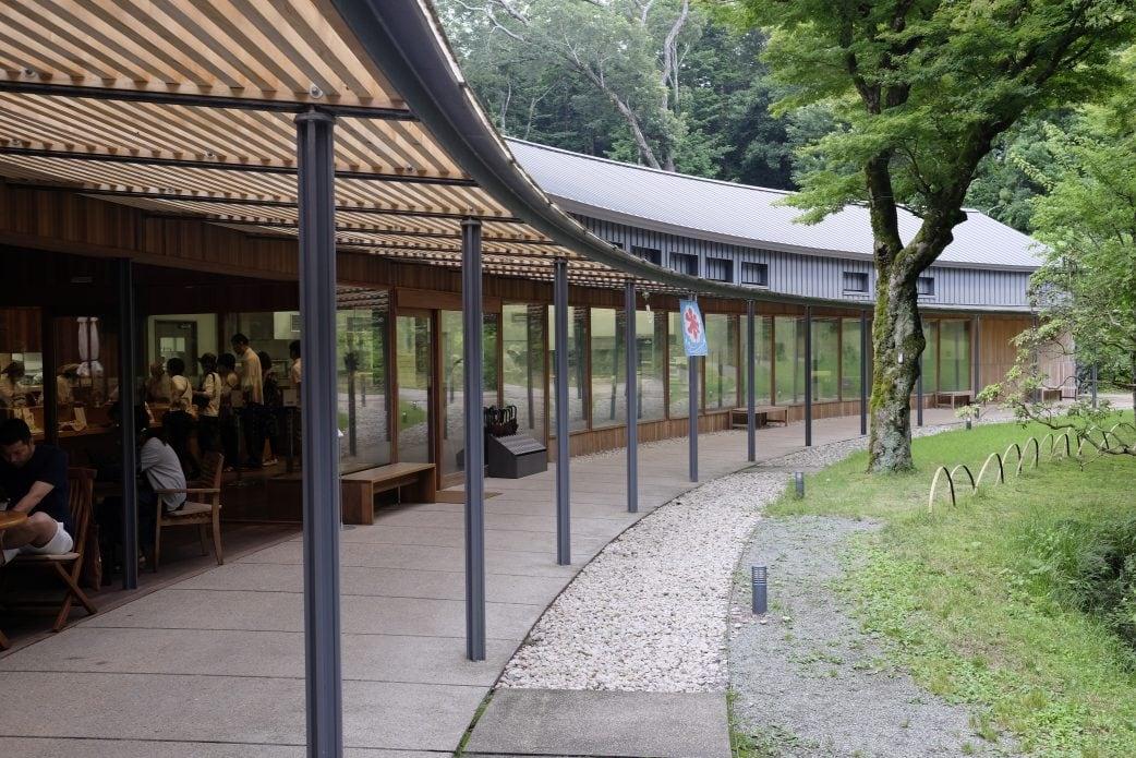 Toraya workshop