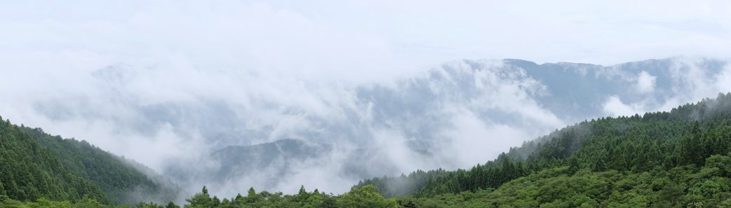 Mt. Yamainudake Panorama