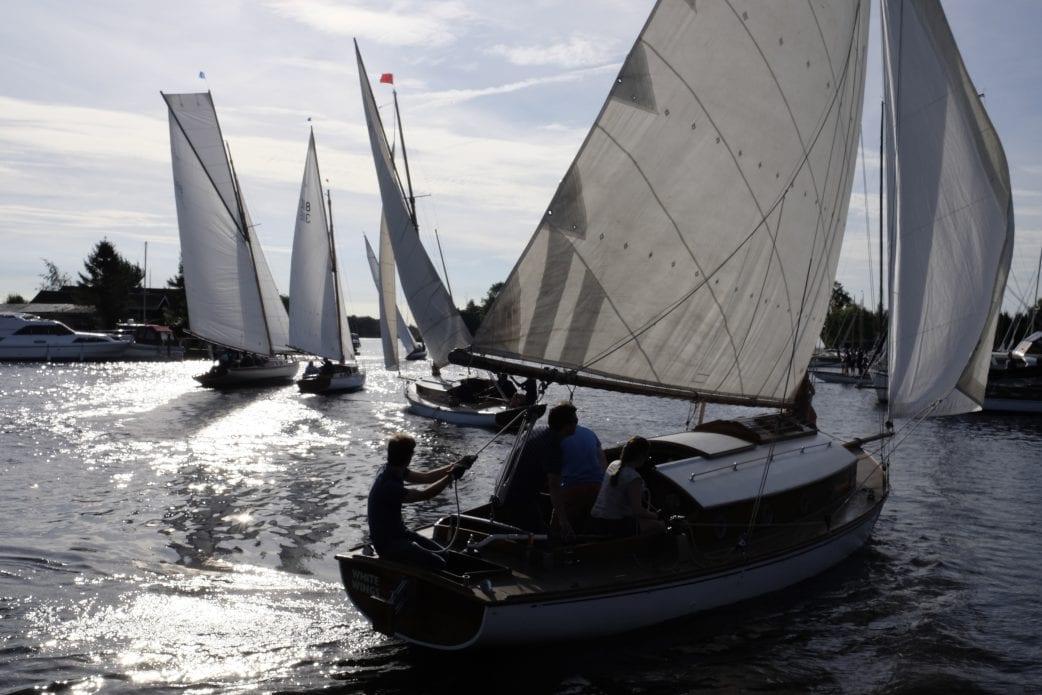 Yare Navigation Race